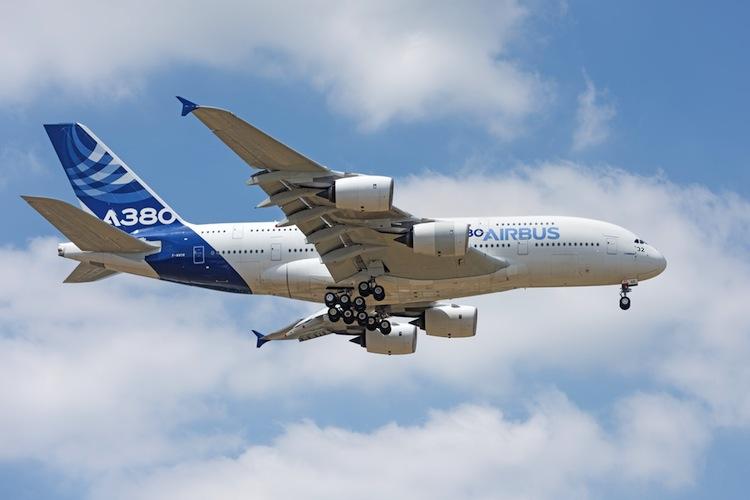 Shutterstock 289103459 in A380: Airbus plant bauliche Veränderungen