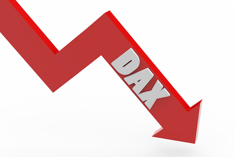 DAXshutterstock 375497203 in Dax: Black Friday nach Brexit-Votum