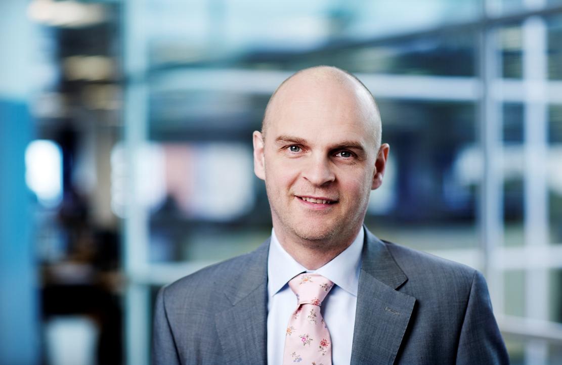Danske-Invest Henrik-Husted-Knudsen in Danske Invest: Unternehmen müssen ihr eigenes Schicksal steuern können