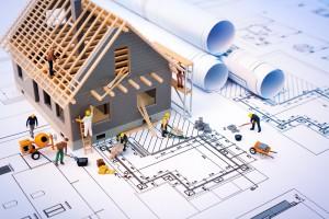Hausbau-300x200 in Immobilienboom in Deutschland - Lohnt sich ein Immobilienkredit?