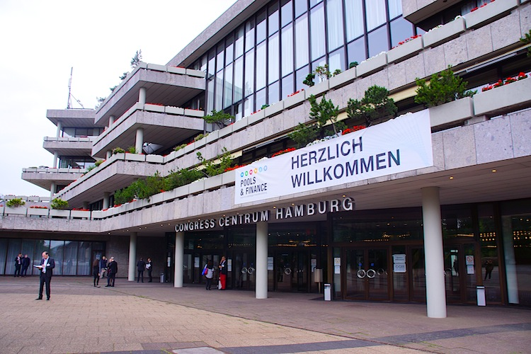Pools & Finance 2016: 1.200 Teilnehmer in Hamburg