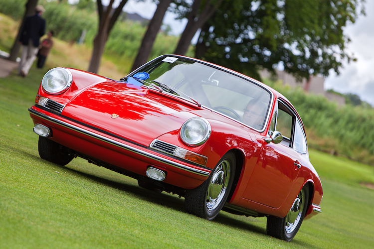Porsche911 in Sachwertinvestment: Porsche erobert ersten Platz im Oldtimer-Index