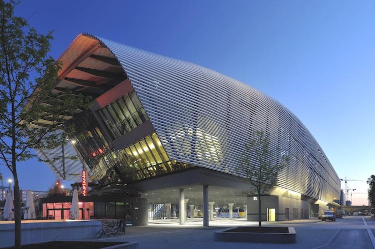 Der Fonds investiert unter anderem in den Zentralen Omnibusbahnhof (ZOB) in München.