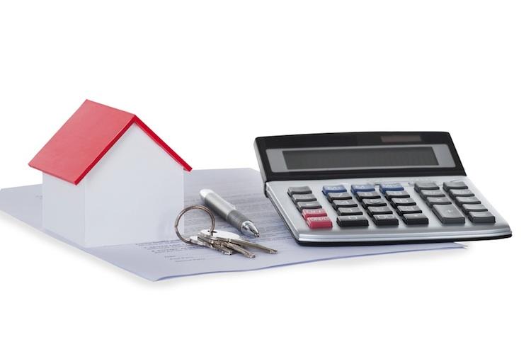 Haus-taschenrechner-shutt 372828610 in Länder mehrheitlich einig über Grundsteuer-Reform