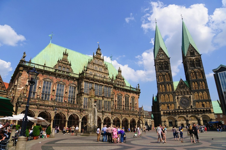 Die Hansestadt Bremen besitzt die BLB zu 41 Prozent.