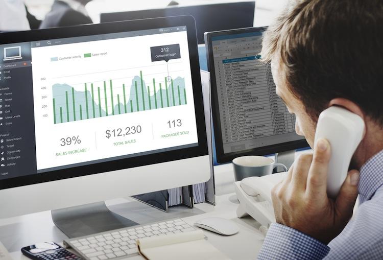 Shutterstock 402095845 in Zweitmarkt: Fondsbörse mit Umsatzhoch im Mai