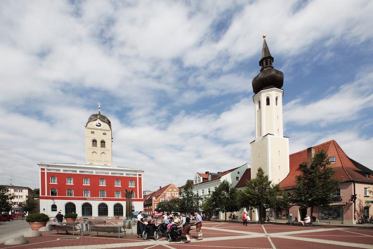 Shutterstock Erding-Kopie in Project startet Wohnimmobilienentwicklung bei München