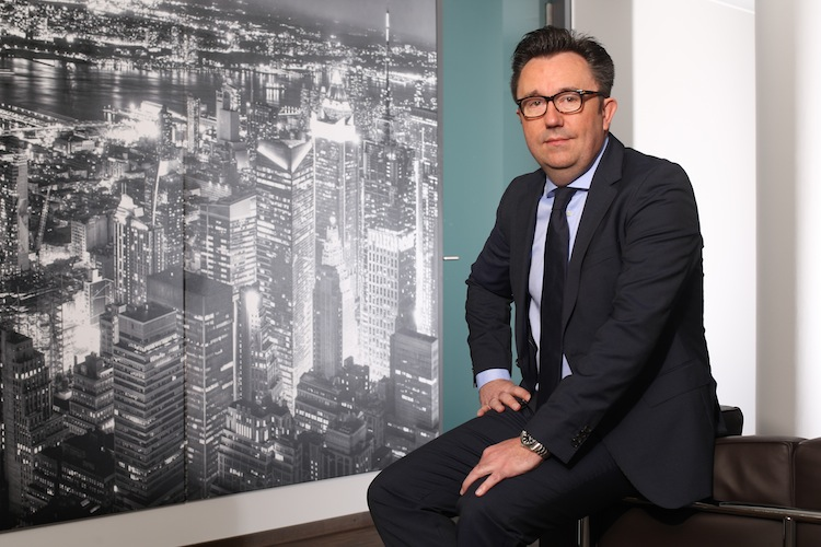 Symon Hardy Godl, Managing Partner Partner der Deutsche Finance Group