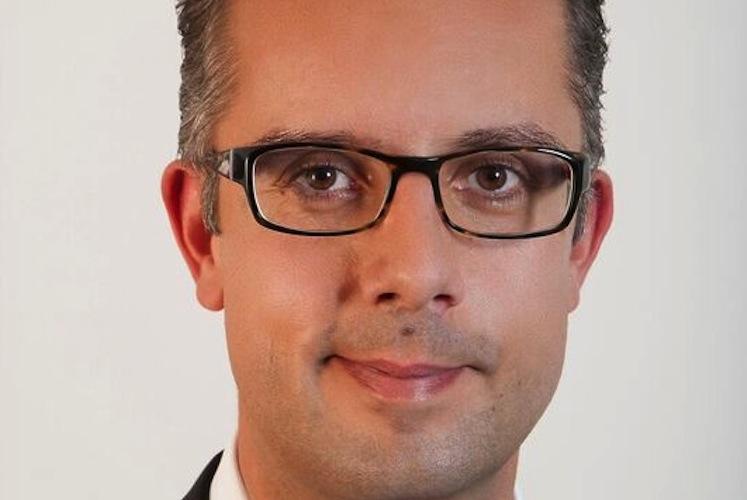 Marc Schumann, Geschäftsführer von Solvium Capital