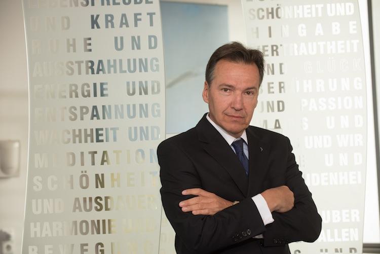 Wolfgang Dippold, geschäftsführender Gesellschafter der Project Investment Gruppe