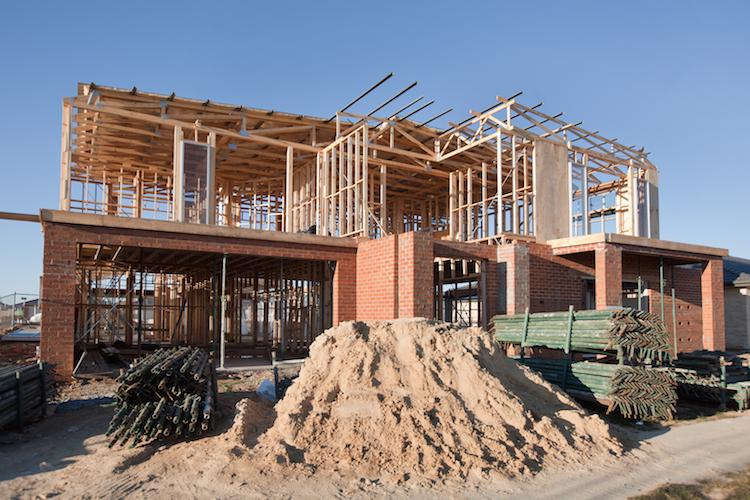 Baugenehmigungen für Wohnungen steigen wieder