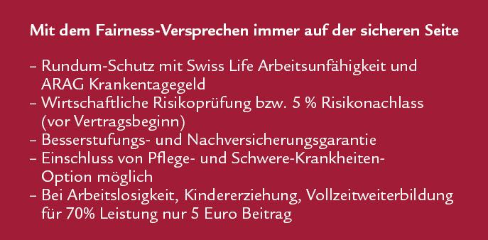 Is0692-Banner-Cash-Online-Fairness-Versprechen 0117 V1 Rot in Die beste BU seit 1894 – mit Rundum-sorglos-Schutz
