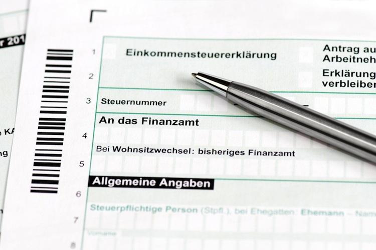 Steuererkla Rung-2 in Neues bei der Einkommensteuererklärung 2019