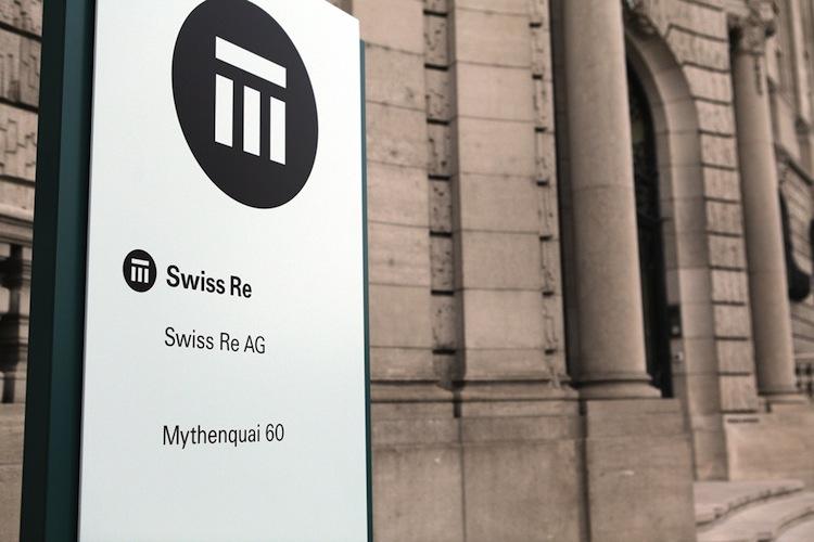 Katastrophenschäden zehren bei Swiss Re am Gewinn