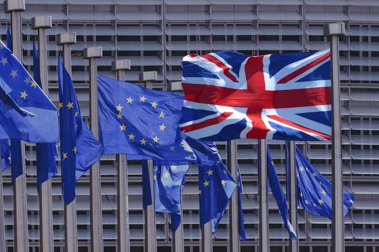 Brexit-shutt 435292201 in Brexit-Einigung zwischen London und Brüssel – doch Hürden bleiben