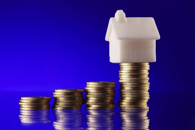 Haus-geld-shutt 128058443 in Postbank: Immobilienpreise hängen Einkommen ab