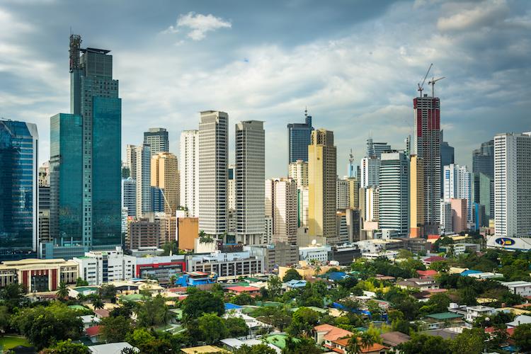 In den vergangenen Jahren hat sich Manila zu einer wirtschaftlichen Boomtown entwickelt.