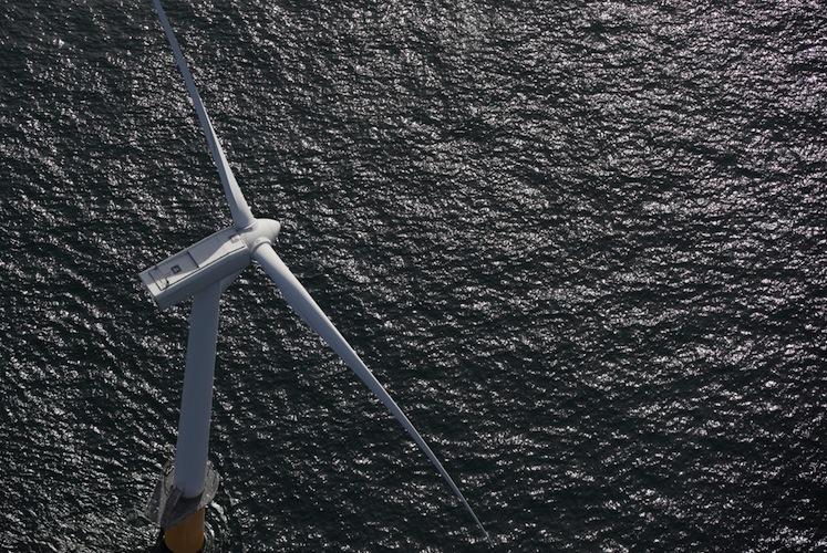 Shutterstock 130551395 in Senvion bietet große Offshore-Anlage für schwimmenden Windpark an