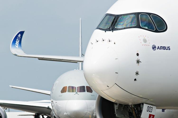 Shutterstock 176575922 in Die Leiden der Flugzeugriesen
