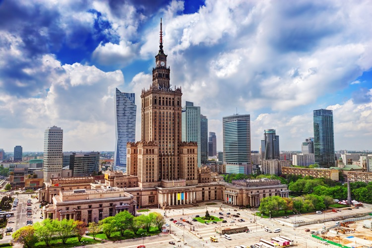 Shutterstock 190990370 in Bouwfonds investiert in Warschau