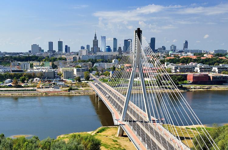 Warschau: Polen zählt zu den Kernländern des DF