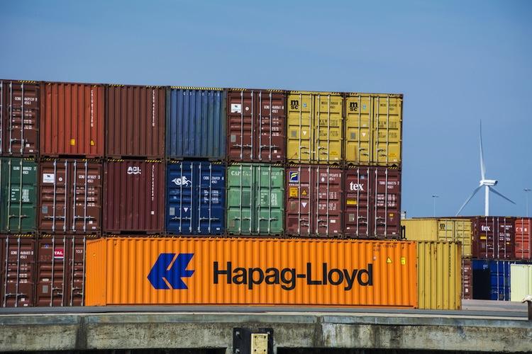 Shutterstock 293089565 in Preiskampf im Containergeschäft: Hapag-Lloyd kappt Gewinnprognose