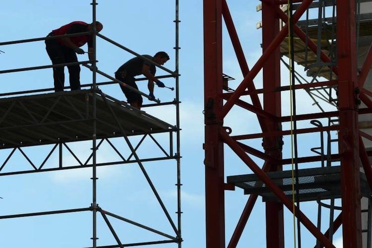 Bau- in DIW: Weniger Neubau, mehr Modernisierung