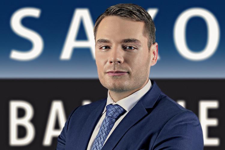 Christopher Dembik Saxo Bank-Kopie in Der Aktienmarkt wird von der Politik diktiert