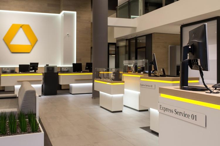 Zielke: Commerzbank setzt weiterhin auf dichtes Filialnetz