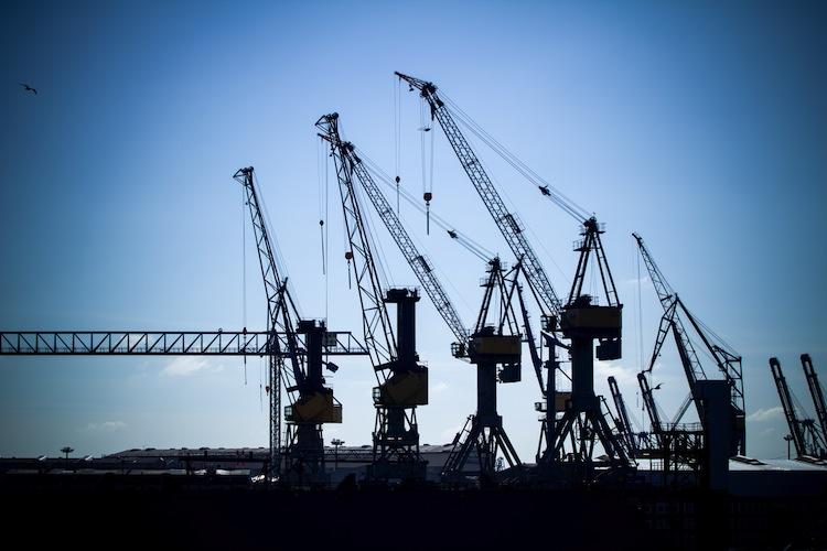 Hafen Hamburg Konjunktur