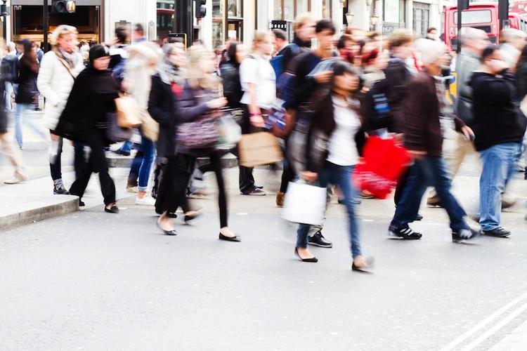 Verbraucherstimmung verbessert sich