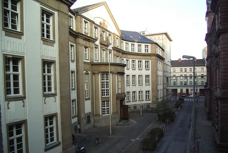 Der S&K-Prozess findet seit September vor dem Frankfurter Landgericht statt.