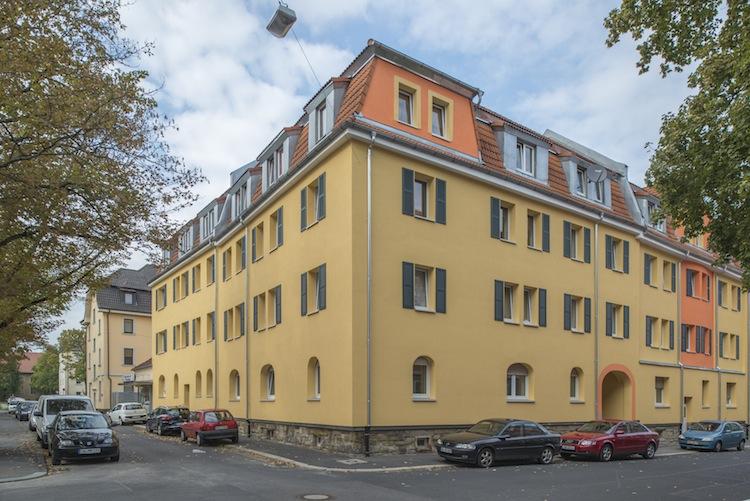 Investitionsobjekt des ICD 5 in Schweinfurt