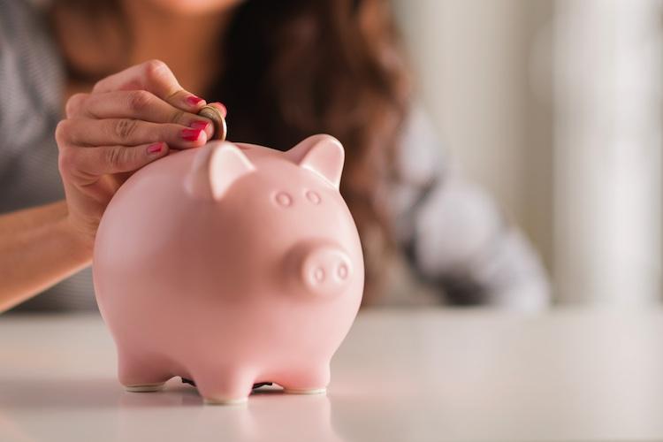 Sparen-Geldanlage in Sparzinsen: 0,001 Prozent vom Nullpunkt entfernt