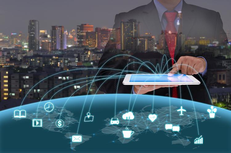 Asieninternet in Asiatische Internetunternehmen haben noch viel Wachstumspotenzial