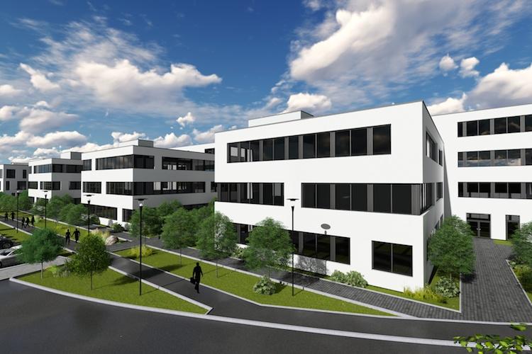 Bu776rokomplexerlangen02 in Zinsbaustein ermöglicht Crowdinvestment in Büroimmobilie