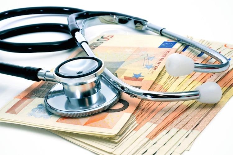 Krankenkassen zum Halbjahr mit 600 Millionen im Plus