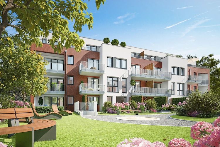 Project-niendorf in Project: Verkaufsstart in Hamburg-Niendorf
