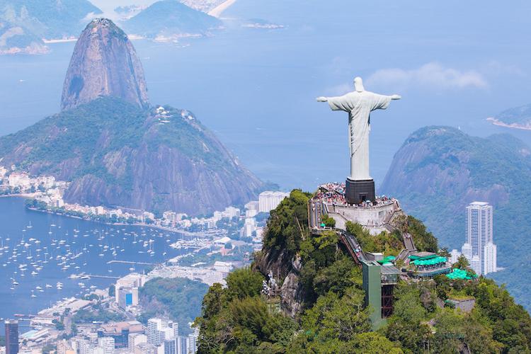 Rio in Brasilianischer Aktienmarkt im Zeichen der olympischen Spiele