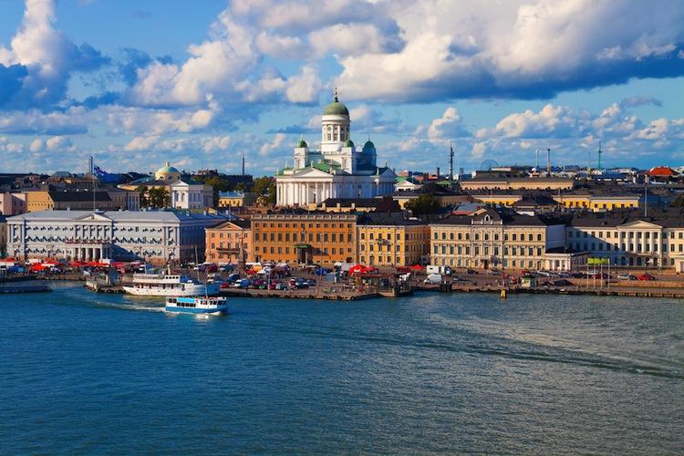 Shutterstock 52107832 in Hansainvest investiert in Helsinki