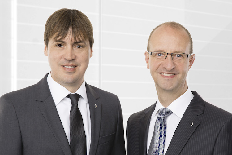 Matthias Hofmann (links) und Ralf Cont, Vorstände der Project Investment AG