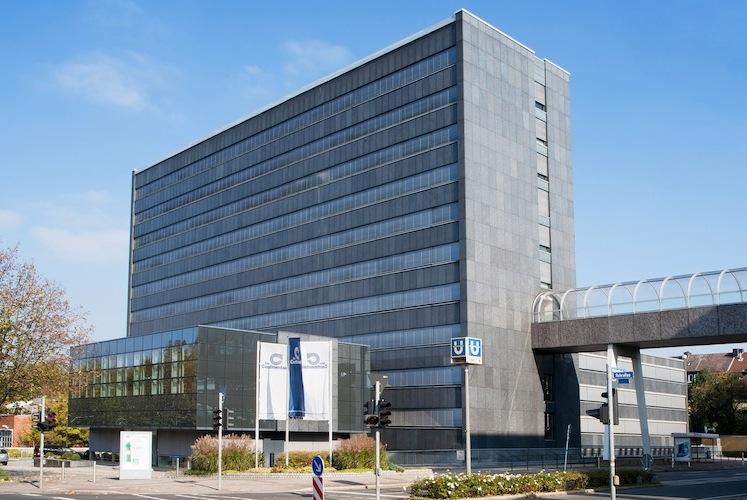 Sitz des Continentale Versicherungsverbundes in Dortmund