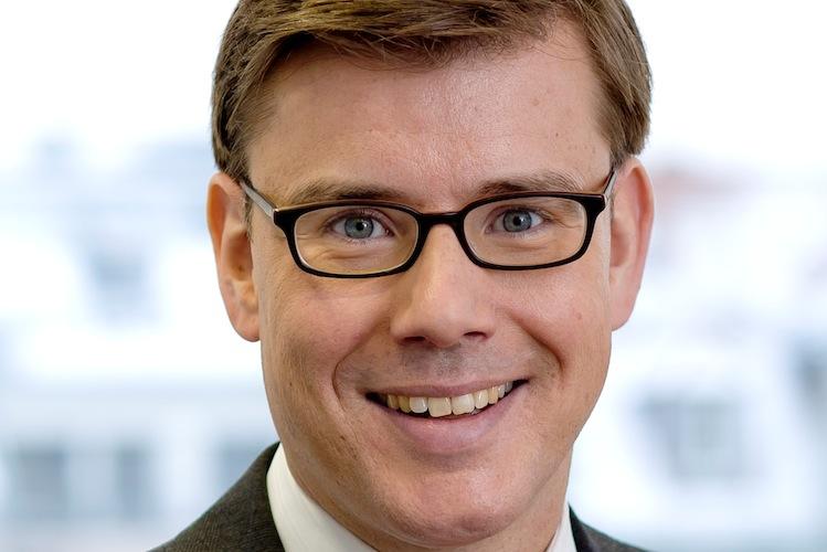 Einer der Referenten: Dr. Gunter Reiff, RP Asset Finance