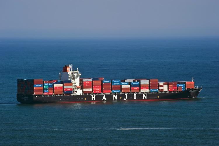 Kriselnde Reederei Hanjin will Rettungsplan vorlegen
