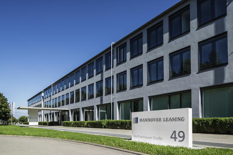 Hauptsitz von Hannover Leasing in Pullach