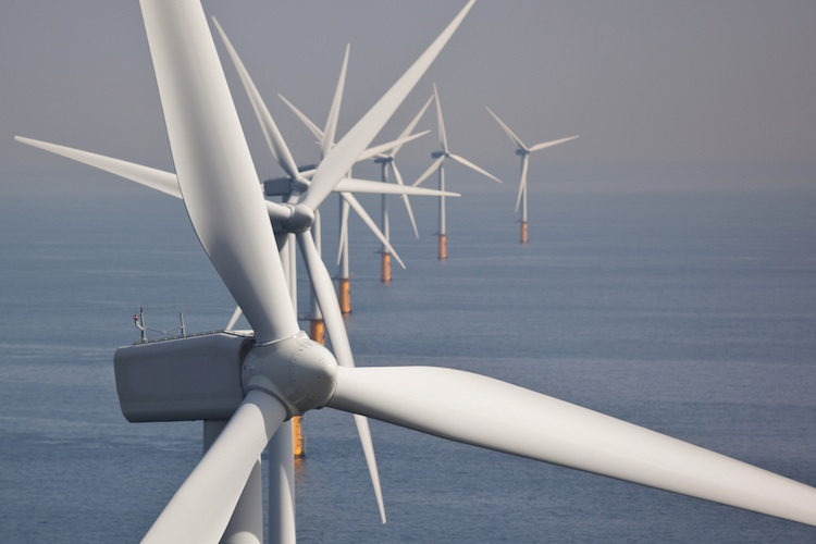 WIndpark-Nordsee in Offshore-Strom legt deutlich zu