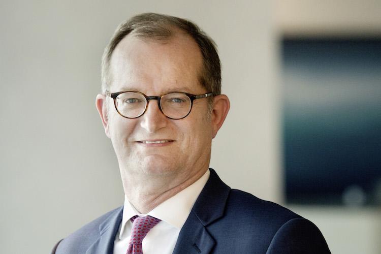 Commerzbank-Vorstandsvorsitzender Martin Zielke