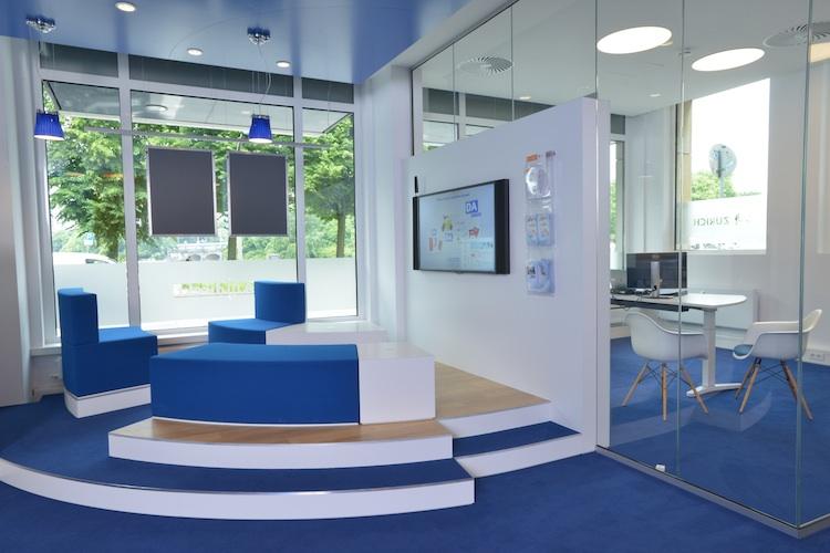 Zurich startet neues Geschäftsstellen-Konzept