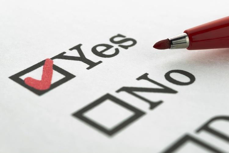 Abstimmung Zustimmung Vote Shutt 126828230 in Immobilienverkäufe vom Bund: Länderkammer wird nicht ausgeschlossen