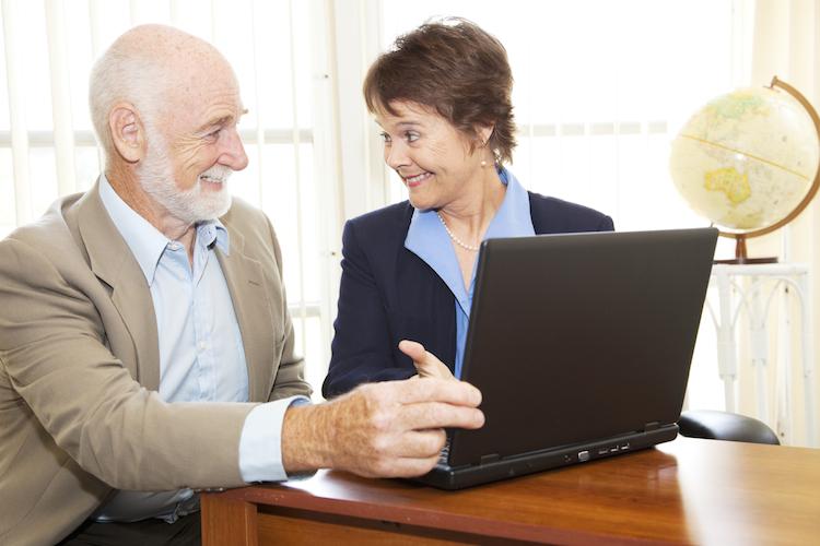 Alt-arbeit-rentner-shutterstock 53595256-Kopie in Job ab 65: Mehr Erwerbstätige im Rentenalter